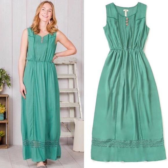 556337f2a1b1c Matilda Jane Dresses | Nwt Down In The Valley Maxi Dress | Poshmark